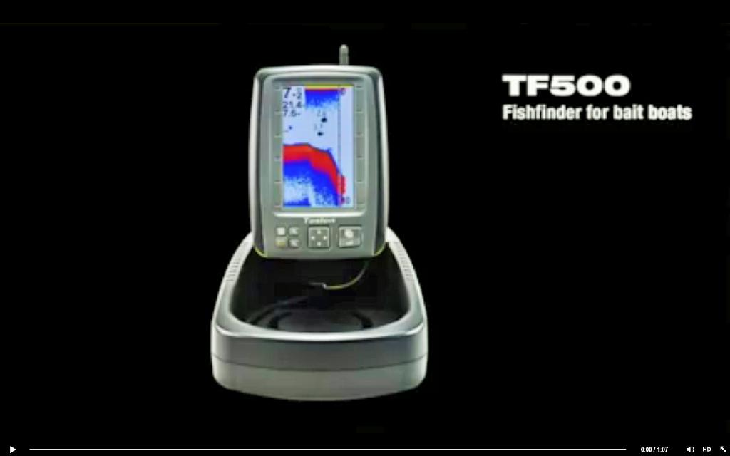 Toslon-fishfinder