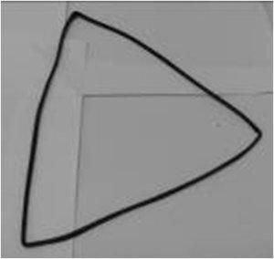 Afdichtingsring tbv deksel voorzijde Skarp S60 voerboot