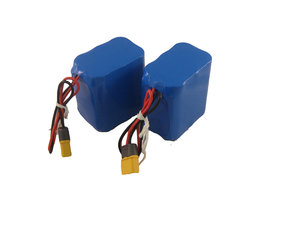 Intelligent Power Li-ion (2 stuks) 7.4 Volt 6600mAh
