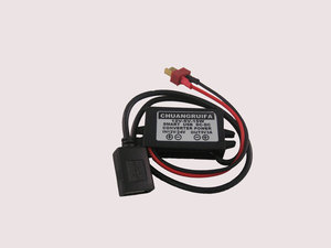 USB adapter kabel (voor lithium ion)