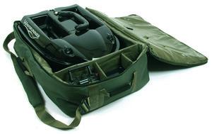 luxe (waterdichte) voerboot tas, extra large