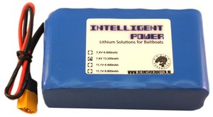 Intelligent Power Li-ion 7.4 Volt 13.200mAh