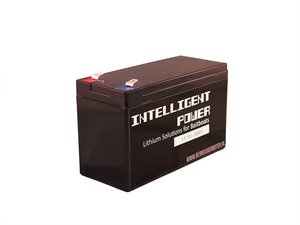 Intelligent Power Lithium-ion (voerboot) accu 11,1 Volt 20Ah