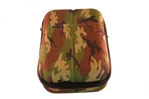 Camouflage case, (voor fishfinder of handzender)