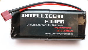 Intelligent Power Xplore lithium-ion accu 11,1V 12.000mAh Long Performance +35%