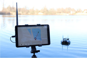 Berns GNSS autopilot set V2