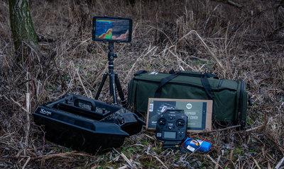 Xplore MKII > Raymarine Dragonfly 5 Pro & GNSS autopilot set V2 voordeelpakket (black edition)