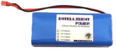 Intelligent Power Lithium-ion accu 11,1 Volt 8.800mAh